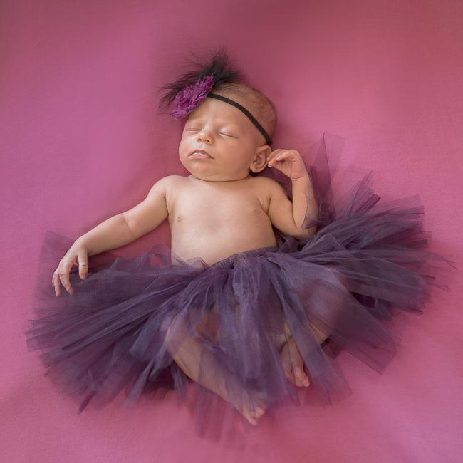 Séance minuscule pour nourrisson - Mélanie Durand Photographe - Ventabren