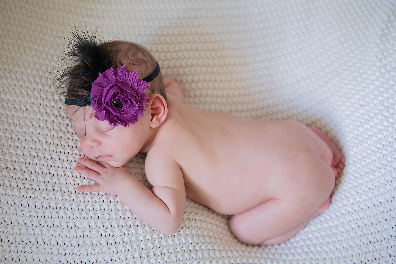 Photographie Nouveau-né -petite princesse- aix-en-provence - Mélanie Durand Photographe